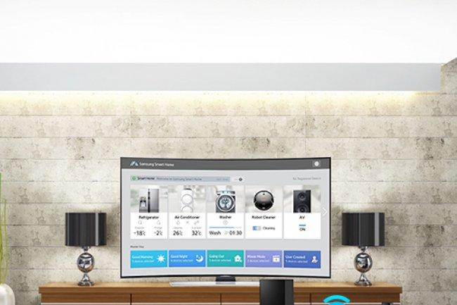 Les téléviseurs connectés, avec Android, Linux ou Tizen sont aujourdhui de véritables portes ouvertes pour les cyberpirates. (Crédit D.R.)