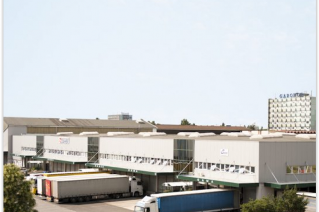 La zone industrielle Garonor, en Seine-Saint-Denis, compte de nombreux entrep�ts dont celui du transporteur Fedex. (cr�dit : D.R.)