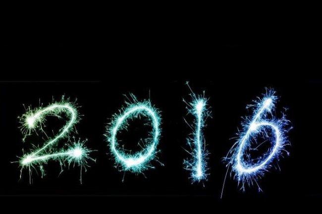 Belle et heureuse année 2016