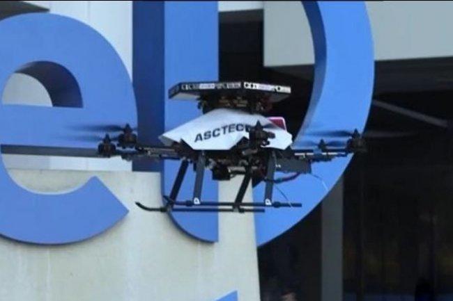 Le rachat d'Ascending Technologies permettra à Intel d accélérer le déploiement de la technologie RealSense dans le marché des drones. Crédit: D.R