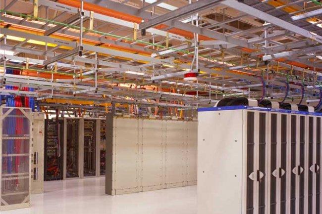 Avec le concours de Citigroup, Verizon cherche un acqu�reur pour ses 48 centres de calcul. (Cr�dit D.R.)