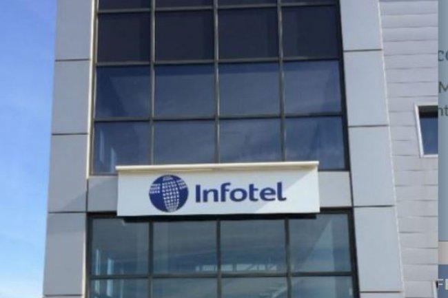 Situ�e � Pessac, en Gironde, l'agence bordelaise d'Infotel compte 40 collaborateurs. Cr�dit: D.R