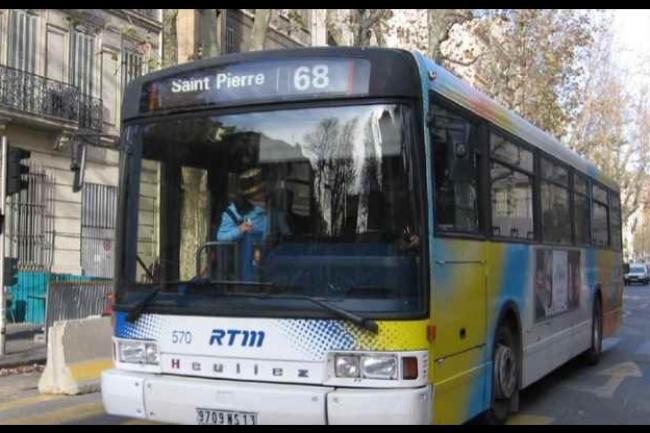 La Régie des Transports Marseillais exploite le réseau de transports en commun de la ville de Marseille. (crédit : D.R.)