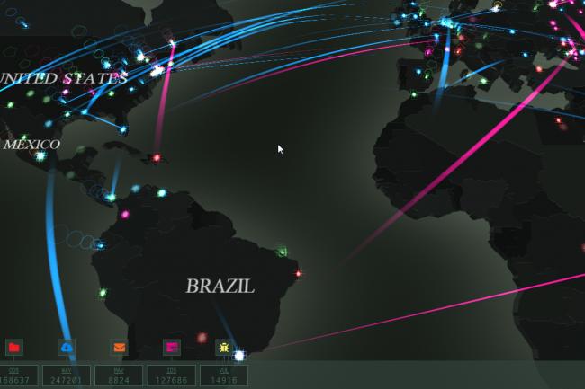 Les attaques DDoS de grande ampleur se multiplient un peu partout dans le monde.