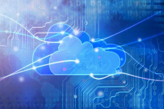 Le march� mondial du cloud a progress� de 28% sur un an. (Cr�dit D.R.)