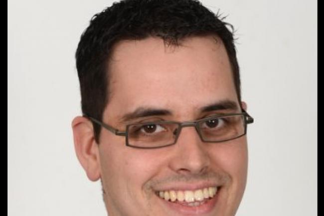 Fabien Poulard, fondateur de Dictanova, a cr�� la soci�t� en 2011. (cr�dit : D.R.)