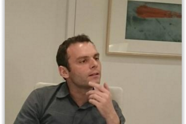 Olivier Pomel, cofondateur et CEO de Datadog. (crédit : D.R.)
