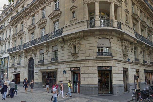Un Apple store devrait ouvrir au 114 avenue des Champs-Elysées d'ici 2019 (Crédit D.R.)