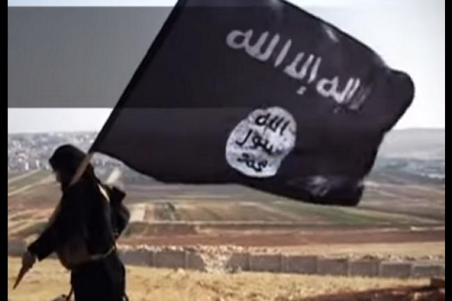 D�apr�s l�organisme de contre-terrorisme en ligne Ghost Security Group, l�Etat islamique disposerait de sa propre application mobile Android pour permettre � ses membres de communiquer entre eux. (cr�dit : D.R.)