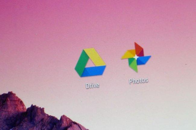 Google propose trois options  qui permettent de mieux g�rer les fichiers dans Drive. Cr�dit: D.R