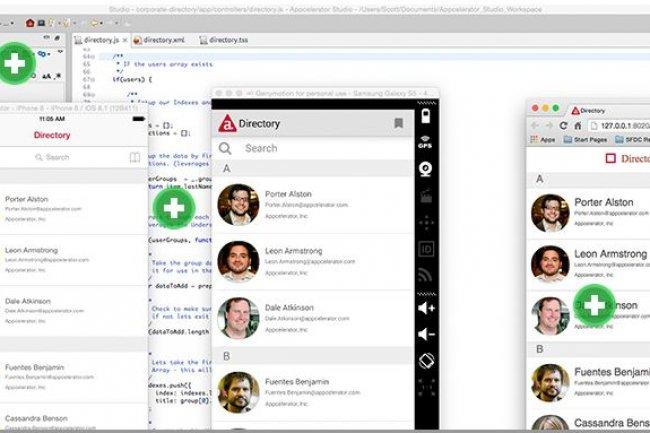 Avec sa plateforme mobile, Appcelerator apporte aussi des outils d'analyse de performance des apps.