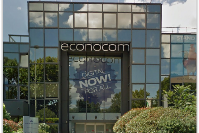 Econocom esp�re faire passer son chiffre de d'affaires de 2,3 Md� aujourd'hui � 3 Md� en 2017. (cr�dit : D.R.)
