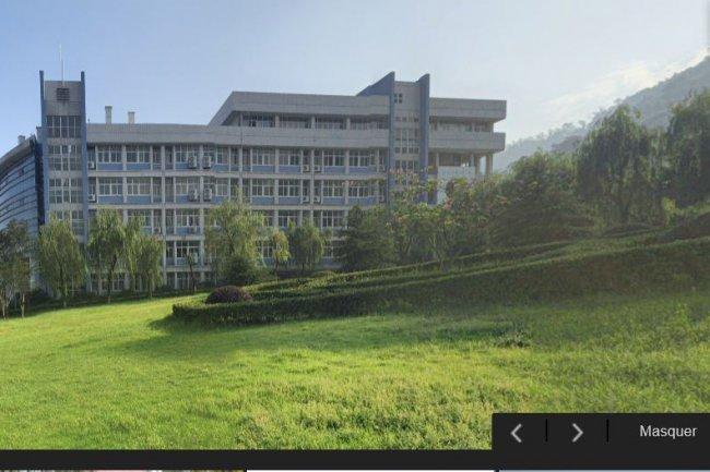 L'Isep s'installera sur le campus de l'Université des postes et des télécommunications de Chongqing pour la prochaine rentrée scolaire. Crédit: D.R