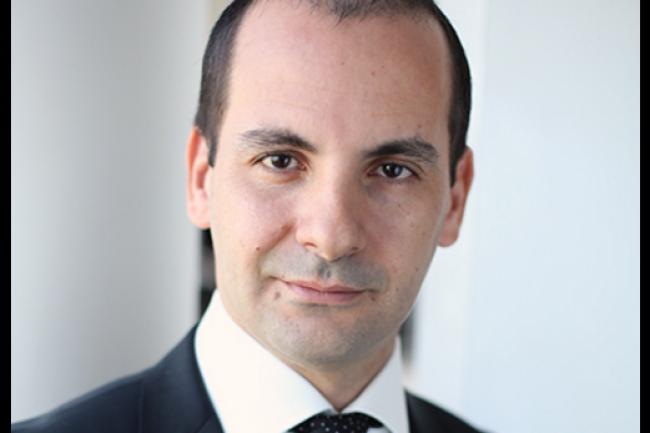 Anwar Dahab a �t� nomm� directeur g�n�ral de Dell France en mai 2015. (cr�dit : D.R.)