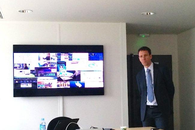 Directeur g�n�ral de SAP France, Marc Genevois a remplac� Henri van der Vaeren en septembre dernier.