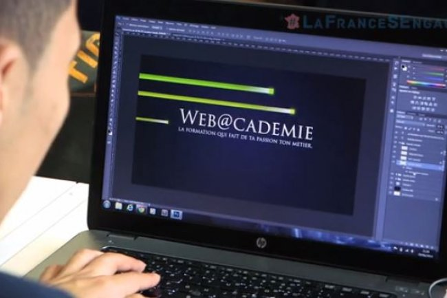 Depuis 6 ans, la Web@cademy s'attache à offrir une seconde chance aux jeunes sortis du système scolaire sans qualification ni diplôme. Crédit: D.R