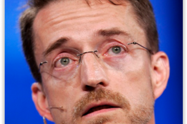 Pat Gelsinger, CEO de VMware, pourrait annoncer un plan de licenciement dans le courant de la semaine. Crédit: D.R.