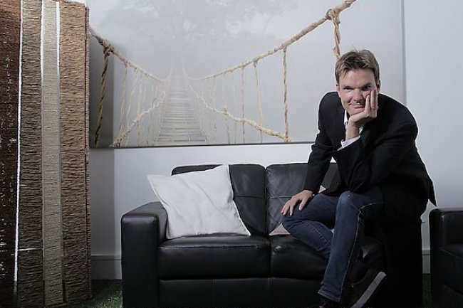 Julien Coulon, fondateur de Cedexis. (cr�dit : D.R.)