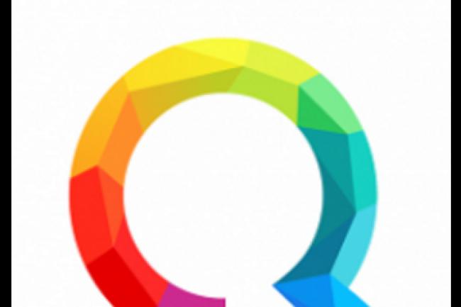 Le moteur de recherche français Qwant met en avant la protection des données personnelles comme l'un de ses facteurs différenciants face à Google. (crédit : D.R.)
