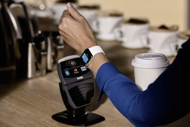 Apple mise sur ses services (comme Apple Pay) et ses accessoires pour renouveler sa croissance. (Cr�dit D.R)