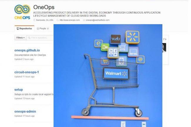 Walmart a vers� sa plateforme OneOps dans l'open source pour que les projets de transition num�rique soient d�velopp�s dans un environnement multi-cloud. (cr�dit : D.R.)