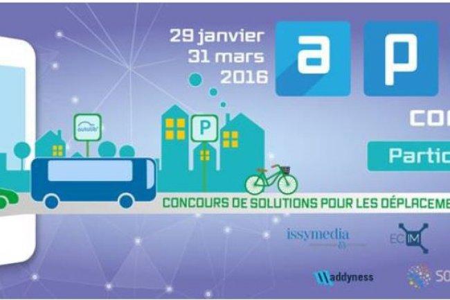La ville d'Issy-les-Moulineaux invite les professionnels et les étudiants à participer à un concours de programmation pour améliorer les transports urbains. Crédit: D.R.