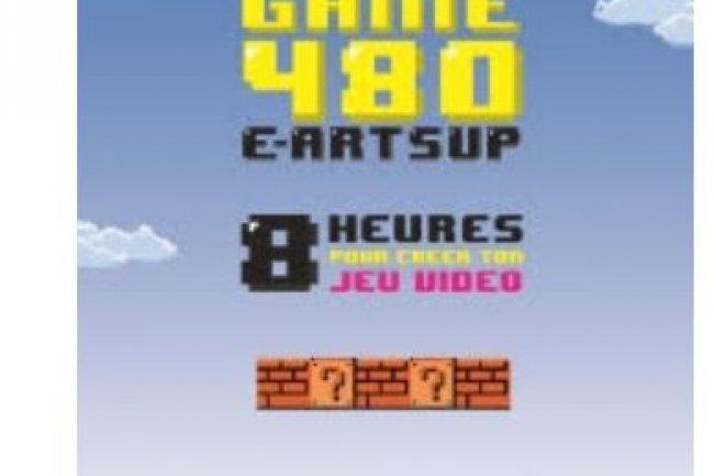 Sous la forme d'exercices ludiques, les ateliers Game 480 permettent � des �tudiiants de r�aliser des prototypes concrets de jeux vid�os. Cr�dit: D.R.