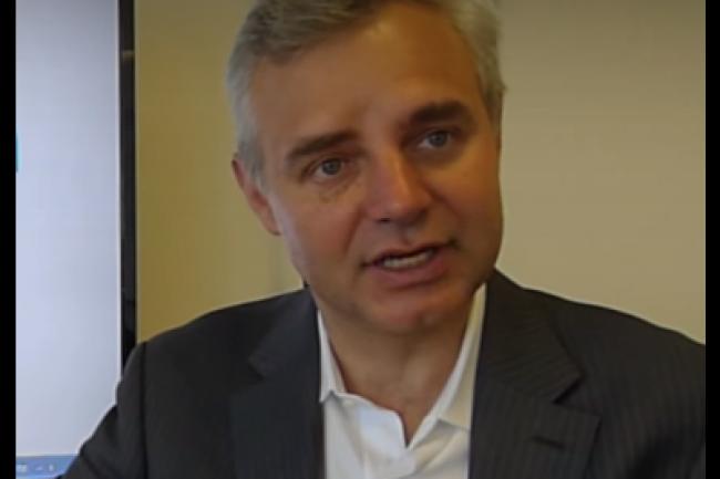 Bouygues Telecom va concentrer ses activités Internet des objets dans une nouvelle filiale baptisée Objenious dirigée par Stéphane Allaire. (crédit : D.R.)