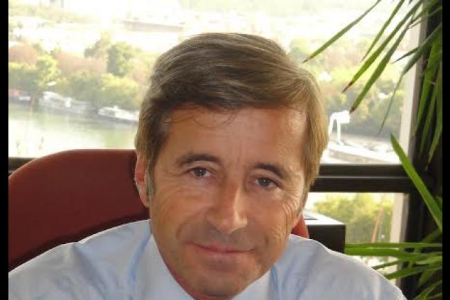 Lyonel Roüast est partner et président SEMEA chez ISG. (crédit : D.R.)