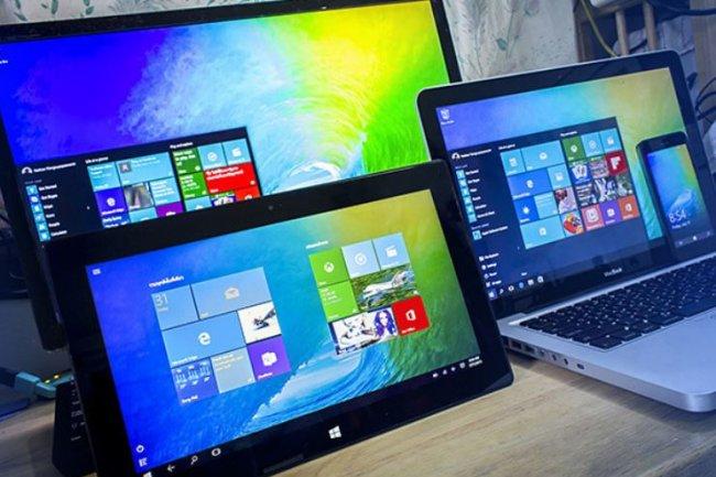 Avec le service Enterprise State Roaming, les utilisateurs peuvent synchroniser les paramètres qu'ils ont choisis sur Windows 10 de façon sécurisée, sans mélanger données privées et professionnelles. (crédit : IDGNS/Dobakung)