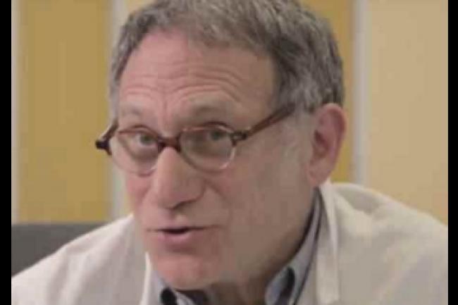 Dr Alain Livartowski, responsable de la e-sant� � l'Institut Curie, est chef de projet de myCurie. (cr�dit : D.R.)