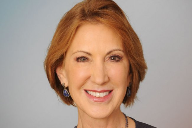 Carly Fiorina a été CEO de HP de 1999 à 2005. (crédit : D.R.)