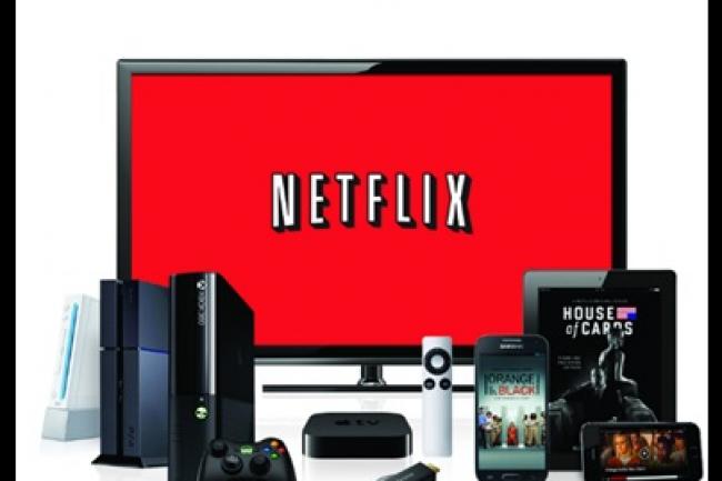 En migrant 100% de ses données dans le cloud d'AWS, Netflix indique que cela lui permettra d'améliorer le taux de disponibilité de son service. (crédit : D.R.)