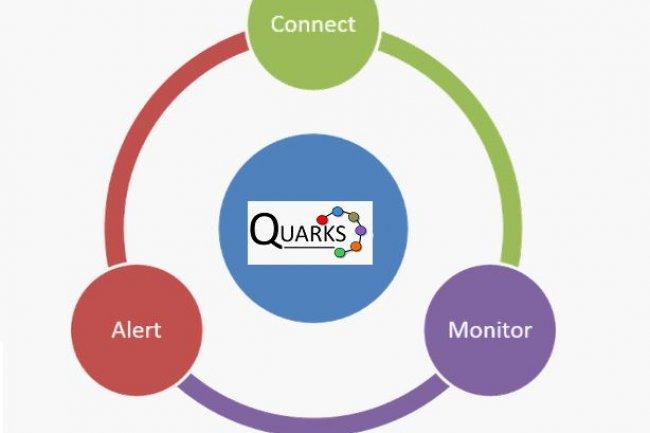 Quarks, développé et mis en open source par IBM, permet d'embarquer l'analyse de données dans les équipements IoT. (crédit : D.R.)
