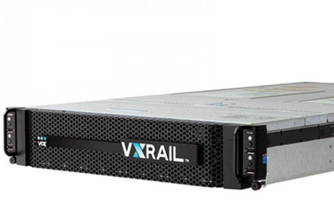Il est possible d'ajouter une appliance VxRail à un ring déjà existant pour augmenter les capacités de calcul et de stockage. (crédit : D.R).