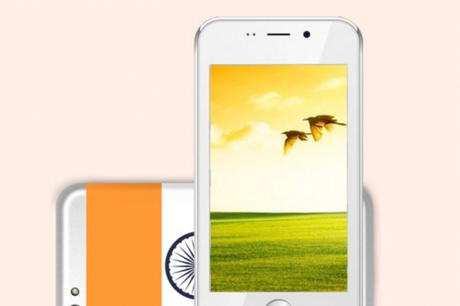 Sans aucune pr�tention technique, le Freedom 251 arrive � un prix record 4$ !