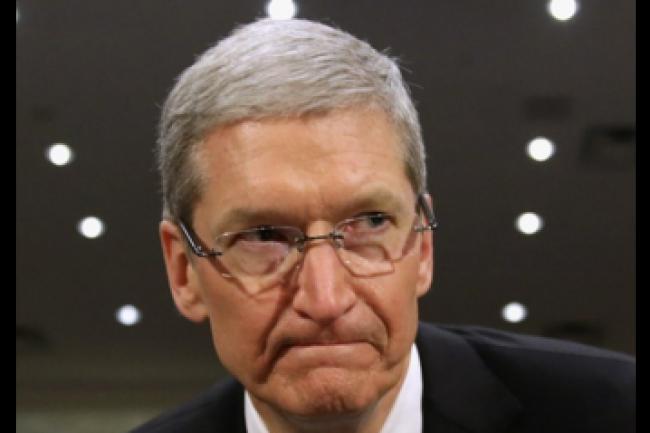 Tim Cook, CEO d'Apple, doit certainement fraîchement accueillir les estimations de ventes de ses iPad pour le 1er trimestre. (crédit : D.R.)