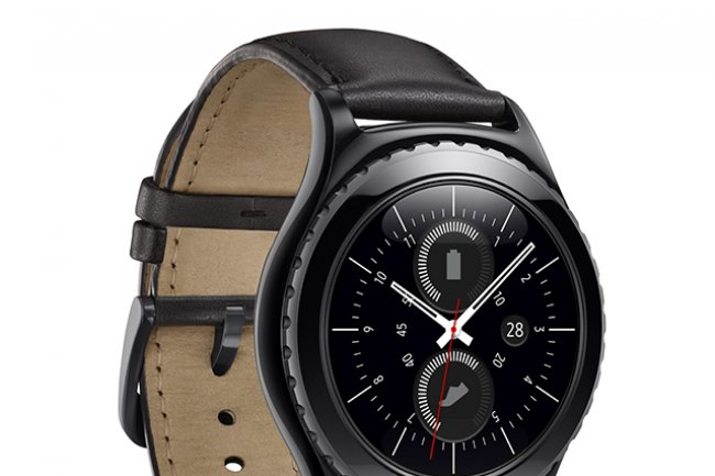 Afin de concevoir une montre connectée plus fine, Samsung va proposr une e-SIM sur sa Gear S2.