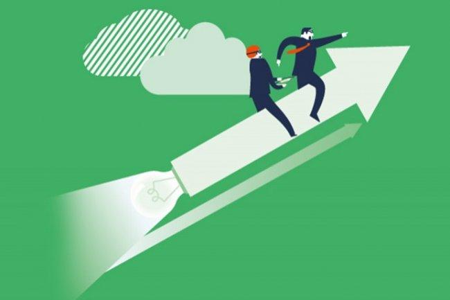Selon des données extraites de l'étude «Assembling the DevOps Jigsaw», la transformation numérique va de paire avec la performance économique. (Crédit D.R.)