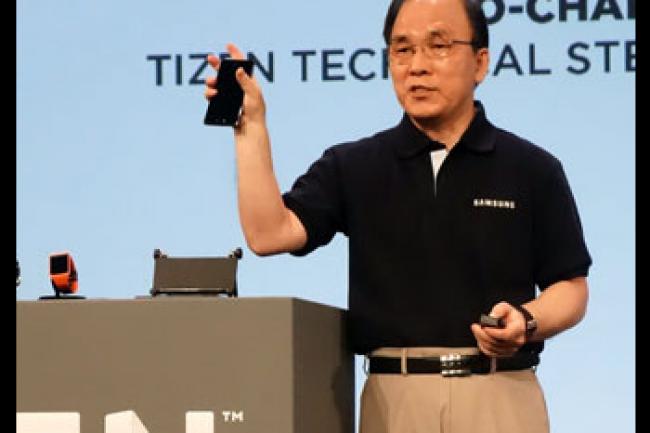 Jong-Deok Choi, vice pr�sident ex�cutif de Samsung Electronics, est pr�sident de l'Open Connectivity Foundation. (cr�dit : D.R.)