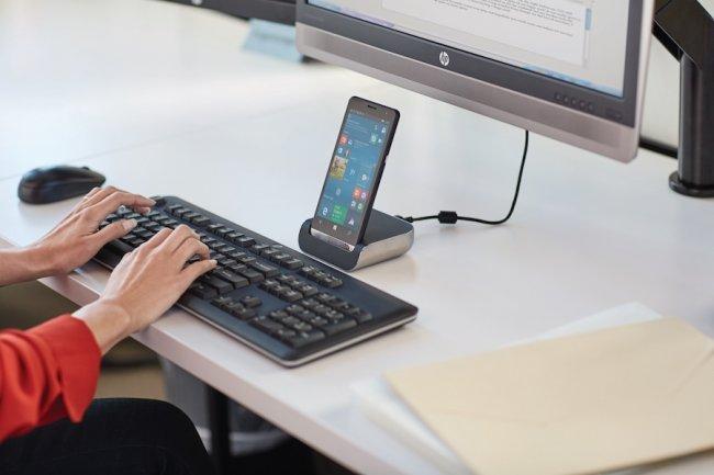 HPi r�ussira-t-il � s�duire les entreprises avec le concept original de l'Elite X3 ? (Cr�dit D.R)