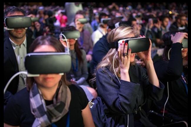 Les encombrants casques de réalité virtuelle connaitront-ils le même sort que la 3D sur les téléviseurs ?
