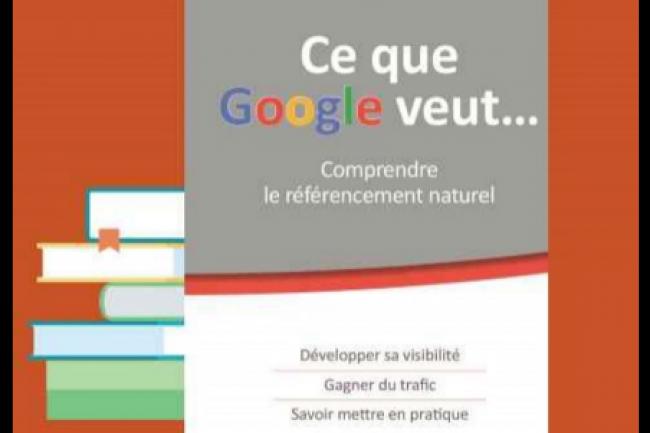 Studyrama vient de publier : « Ce que Google veut... Comprendre le référencement naturel » (crédit : D.R.)