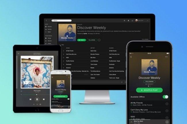 Spotify quitte Amazon Web Services pour travailler avec Google.