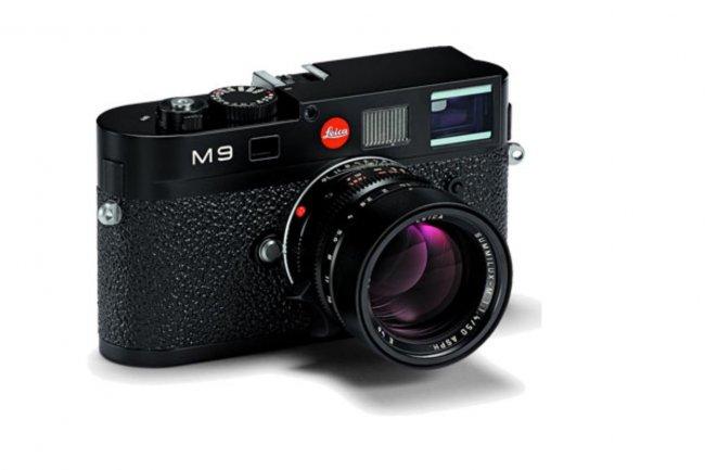 Leica a entrepris un virage numérique, notamment avec le lancement du M9 en 2009. Depuis, le fabricant cherche à se faire une place sur le marché du photophone. (Crédit D.R)