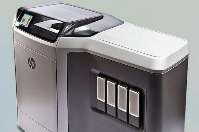 La technologie d'impression 3D Multi Jet Fusion de HP Inc s'appuie notamment sur l'expérience de plusieurs décennies du constructeur dans l'impression. (crédit : HP)
