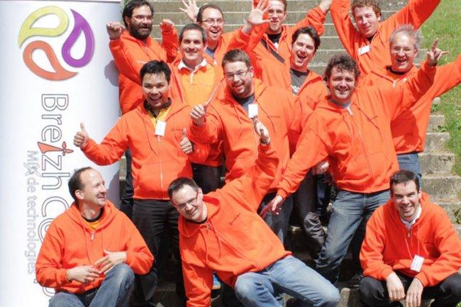 L'association Breizhjug a créé le Breizhcamp pour échanger des idées et discuter des avancées technologiques de la plate forme Java. Crédit: D.R.