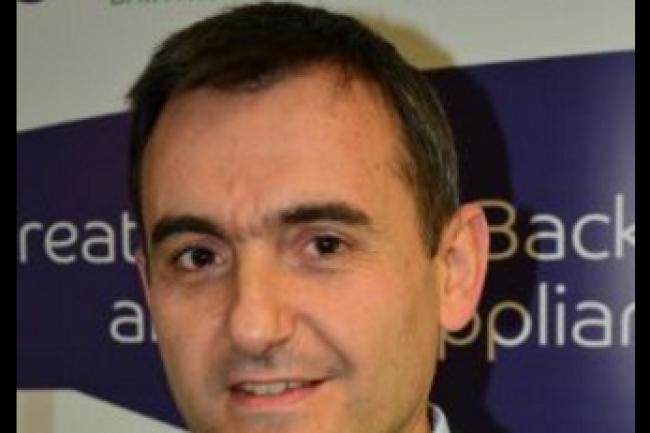 Jean-Charles Dedeban �tait directeur des ventes pour l'Europe du Sud chez Imation avant de rejoindre Synerway. Cr�dit photo : D.R.