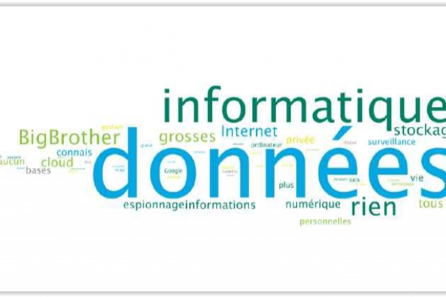 Quand on leur demande ce que le Big Data leur évoque, les Français restent flous. (crédit : D.R.)