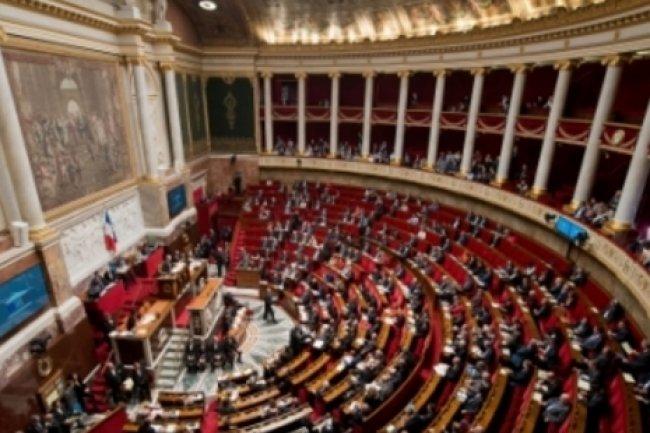 Le projet de loi sur le renforcement de la lutte contre la criminalité organisée et le terrorisme, et à leur financement le texte a été voté avec 474 voix pour, 32 contre, et 32 abstentions. Il passera au Sénat d'ici la fin du mois. (crédit : D.R.)